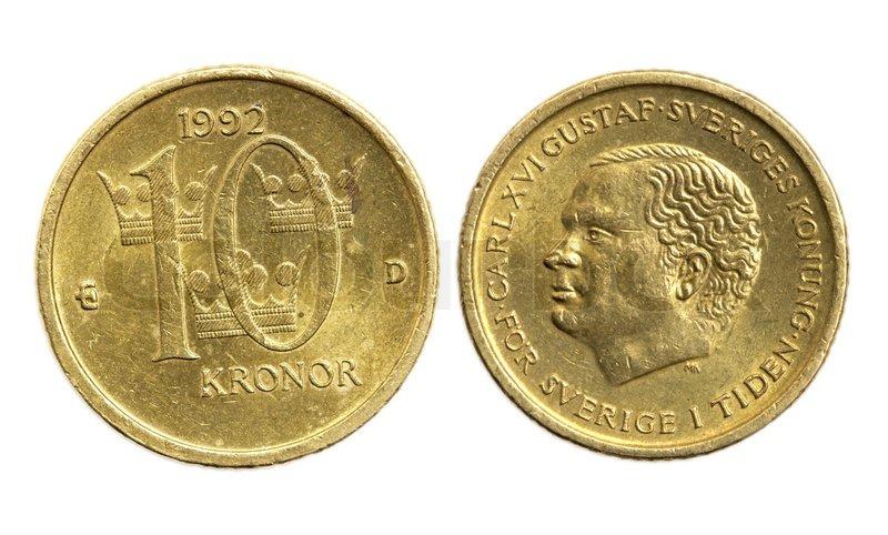 svenske mønter værdi