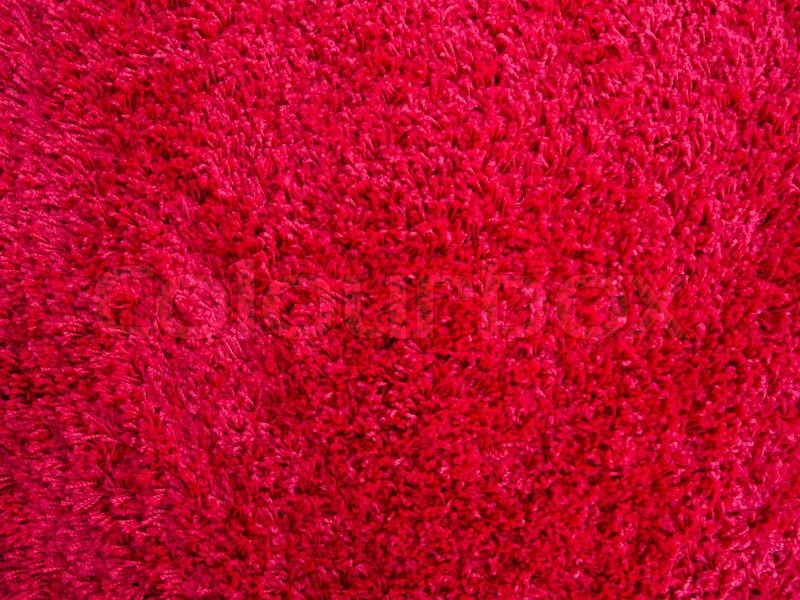 Wine Red Carpet Texture Close up Stock Photo Colourbox