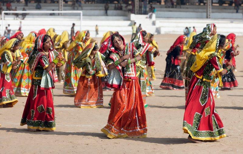 indiske piger Vejen