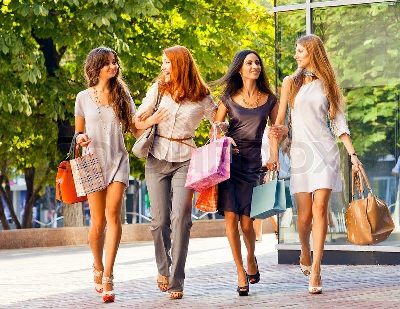 Image result for girls shopping