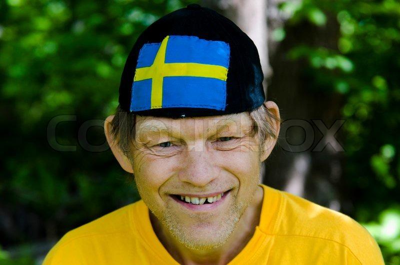 the swedish man