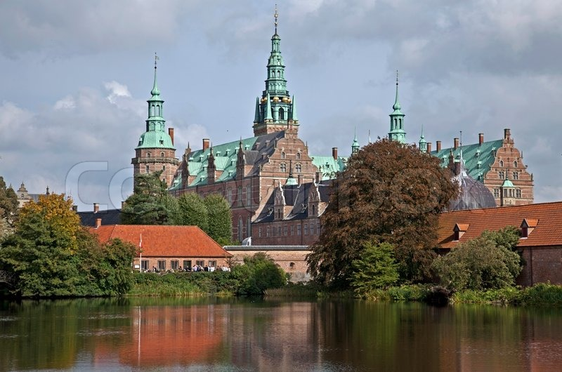Stock image of 'beautiful, landmark, denmark'