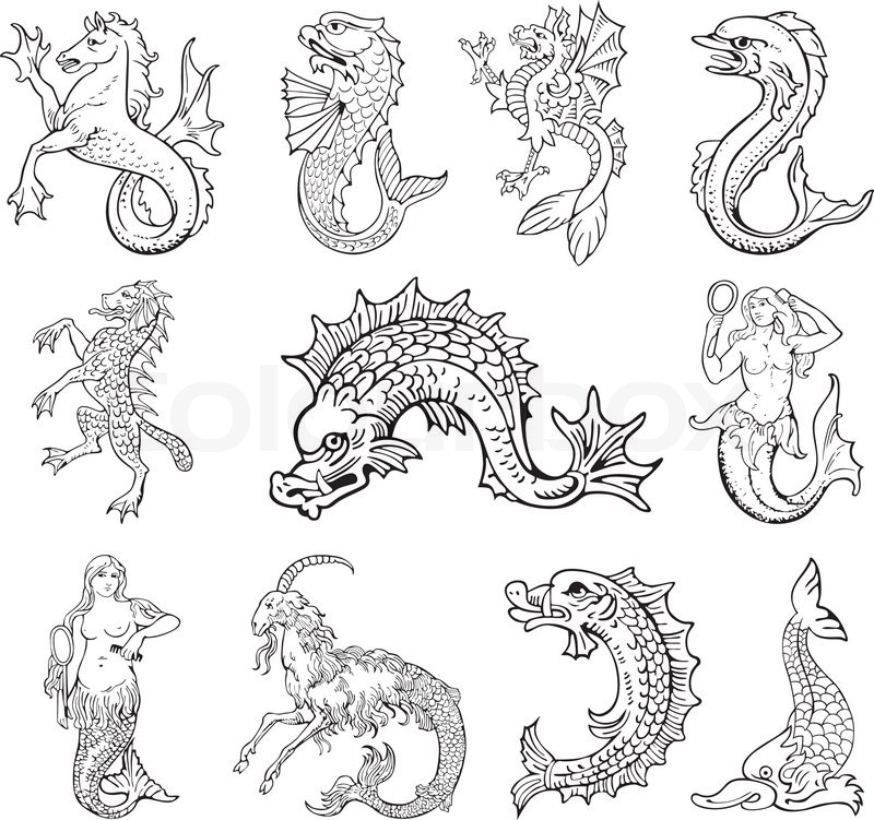Free Dog Heraldry Coat Of Arms Symbols Charges