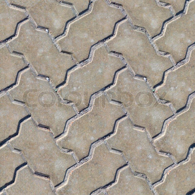 Texture Concrete Slab : Paving slabs seamless texture stock photo colourbox