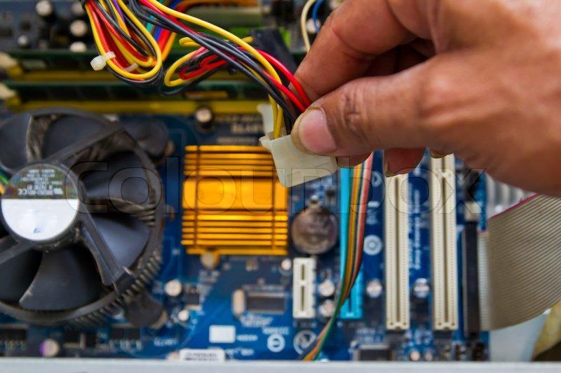 computer hardware technician