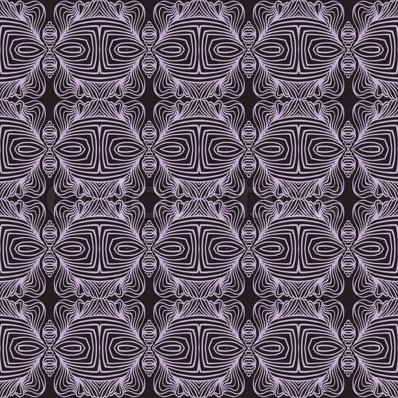 Geometric Art Deco Modern Futuristic Pattern Texture For