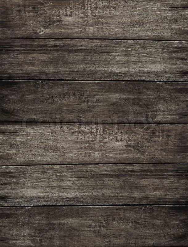 Dark Brown Grunge Texture Grunge Dark Brown Wood Background or Backdrop Stock Photo