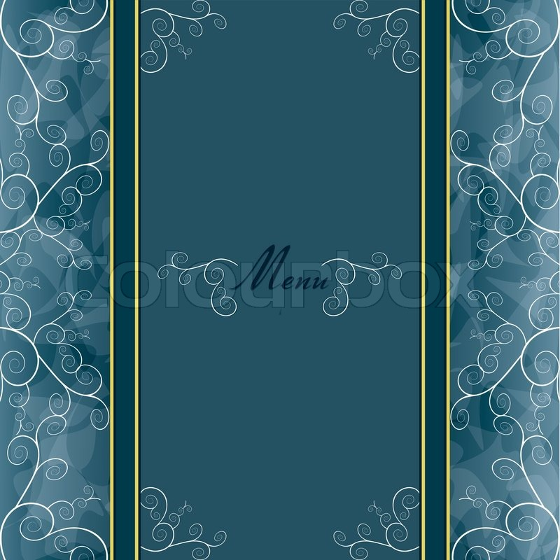 vintage silver background for   stock vector  colourbox
