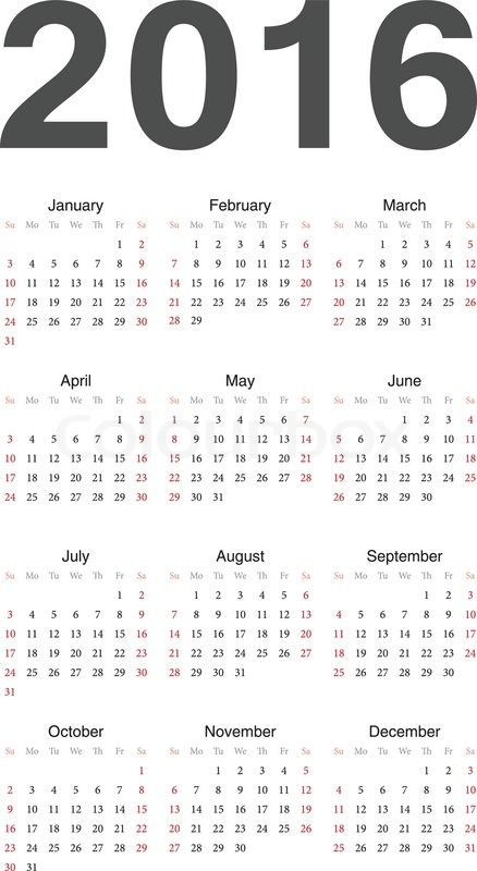 Yearly Calendar Printable One Page/page/2 | Search Results | Calendar ...