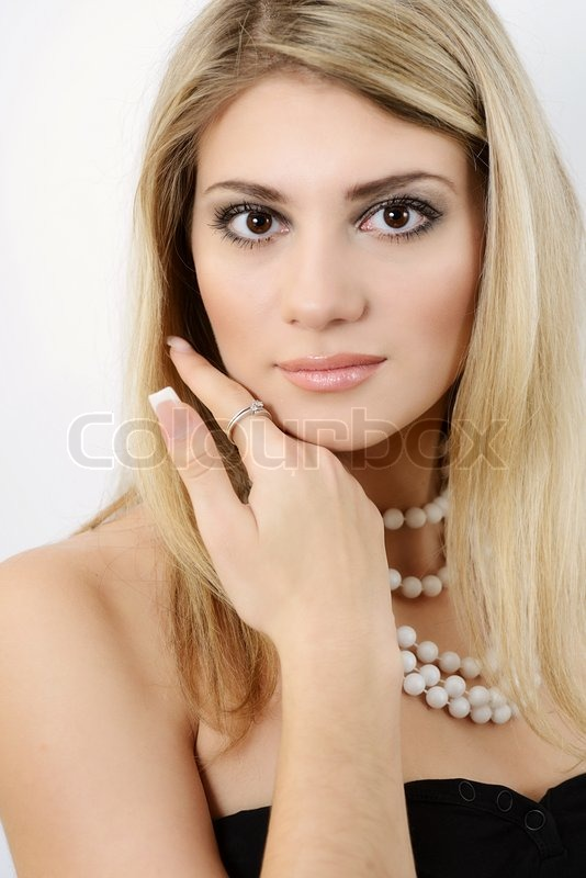Stock image of 'Beauty portrait'