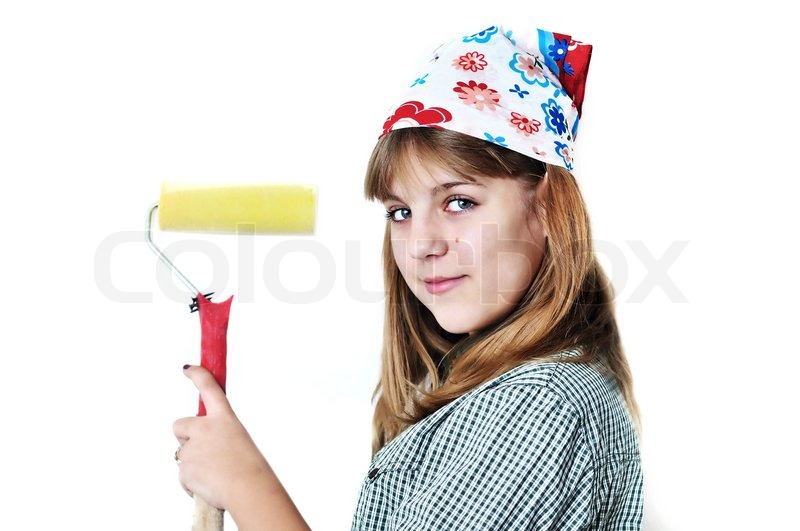 Stock image of 'Helper'