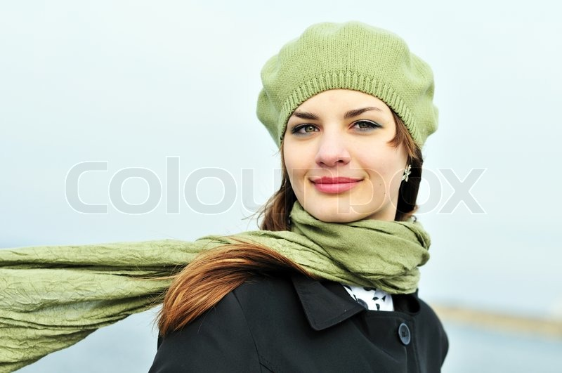 Stock image of 'Windy day'