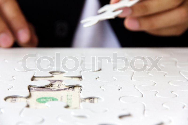 Stock image of 'Money concept'