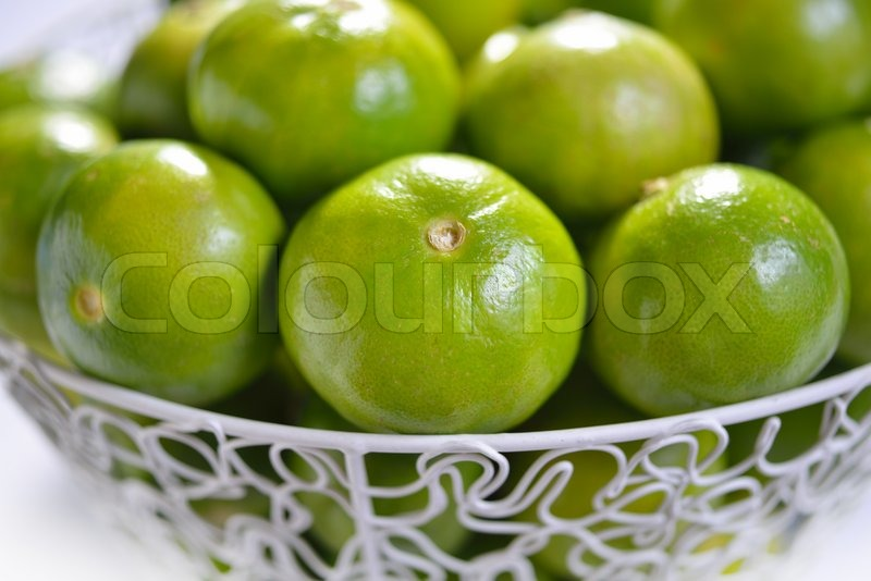 Stock image of 'Limes'