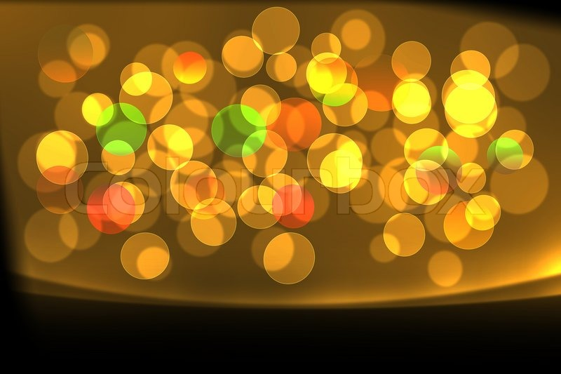 Stock image of 'Bokeh light background'