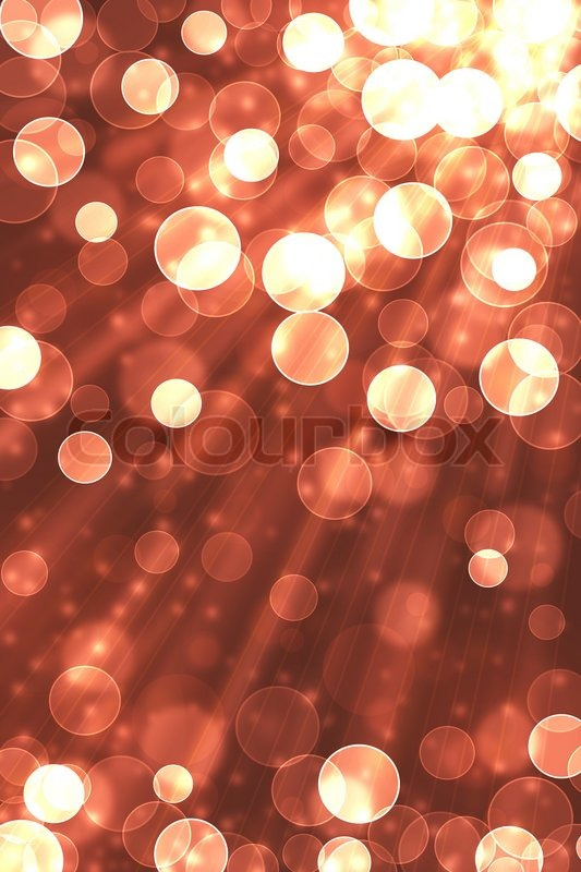Stock image of 'Bokeh abstract light golden.'