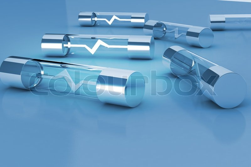 Stock image of 'Fuses'