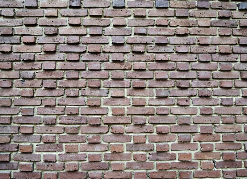 Stock image of 'Background of brick wall texture'