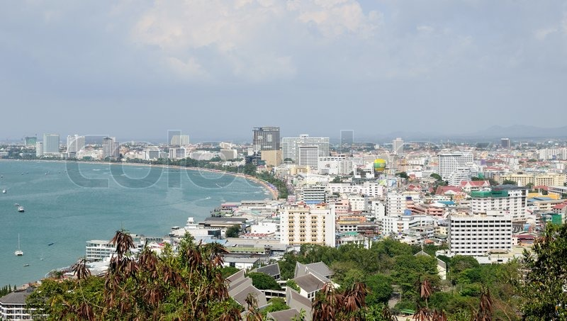 Stock image of 'Pattaya'