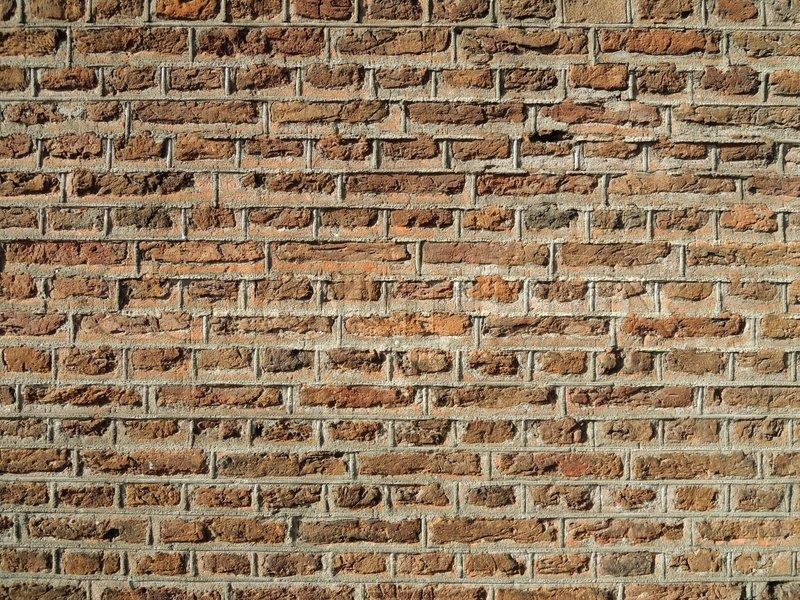 Stock image of 'Brick wall background'