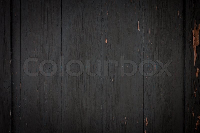Stock image of 'Photo of dark wood background textured'