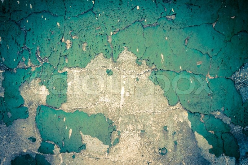 Stock image of 'Wall paint'