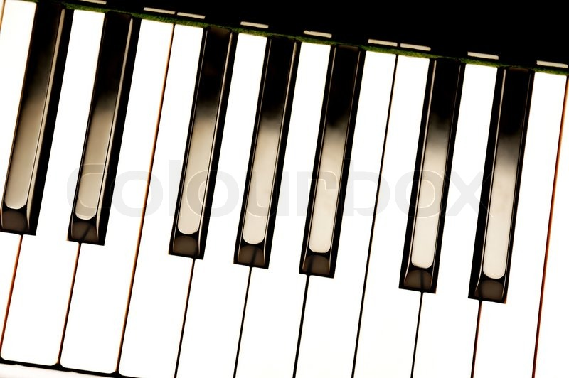 Stock image of 'Piano'