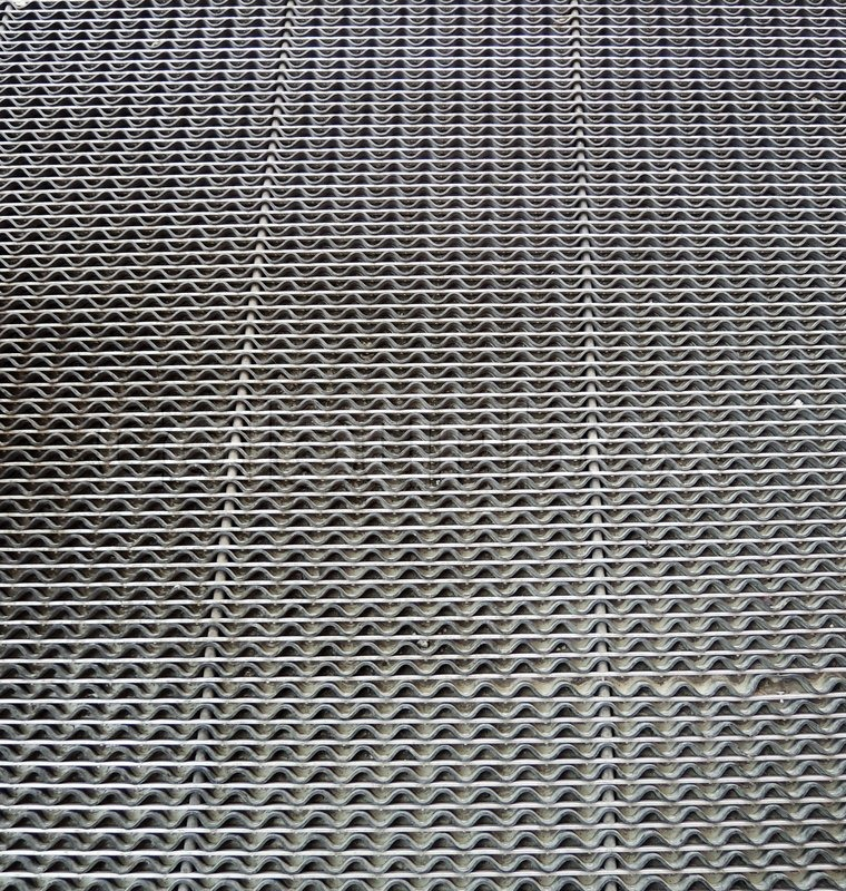 Stock image of 'Metal carpet texture'