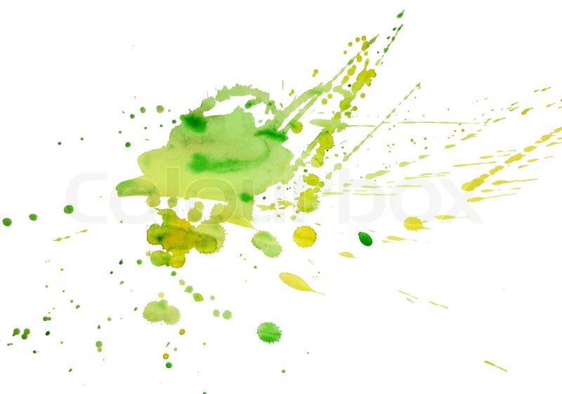 Stock image of 'Spring blot 4'