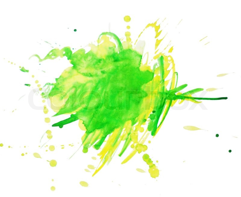 Stock image of 'Spring blot 6'