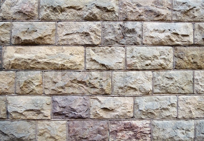 Stock image of 'Background of stone wall texture'