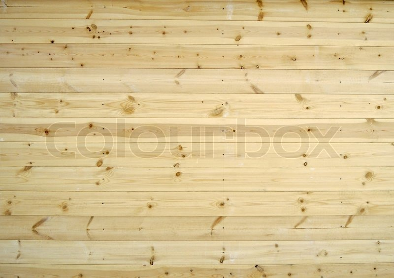 Stock image of 'Wood pine plank brown texture for background'
