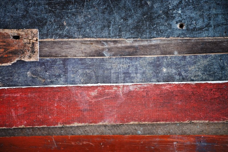 Stock image of 'Grunge wooden background'