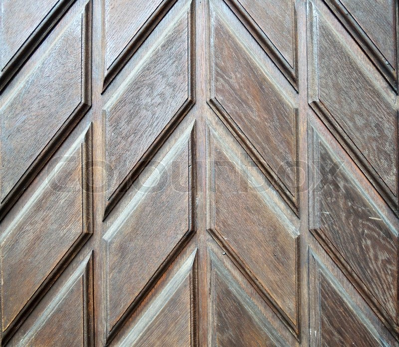 Stock image of 'Wooden wall texture'