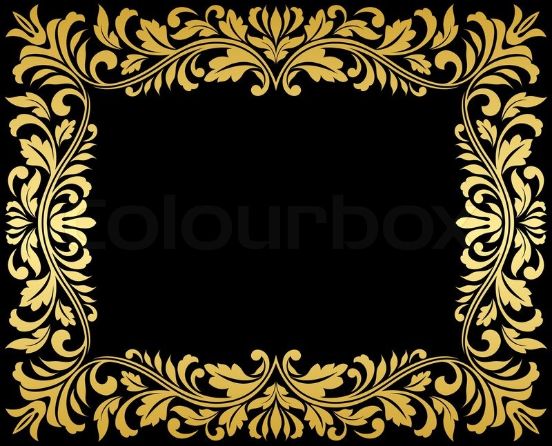 Amazoncom black and gold pillow case
