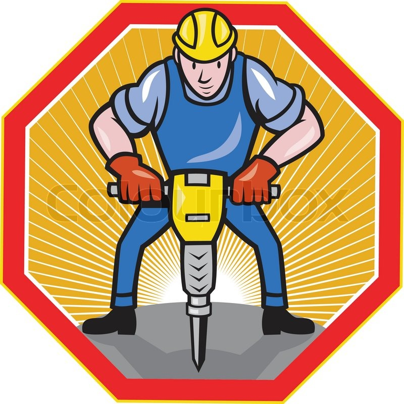 jackhammer fahrrad