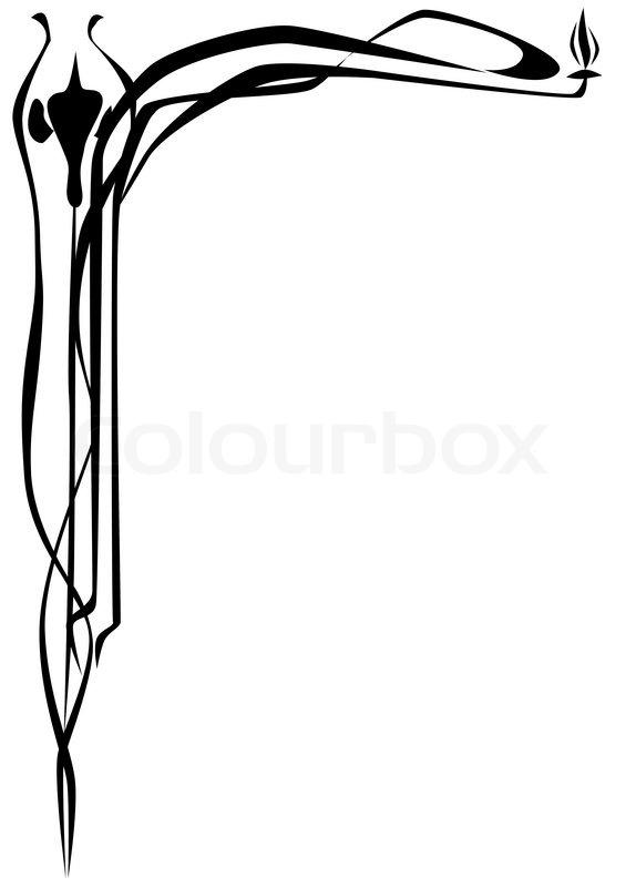 art deco muster convertedeps vektorgrafik colourbox. Black Bedroom Furniture Sets. Home Design Ideas