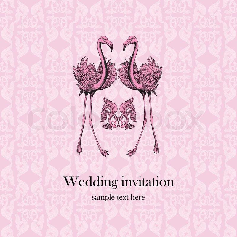 von Vintage background , Einladungskarte , Luxus Grußkarte, Hochzeit ...