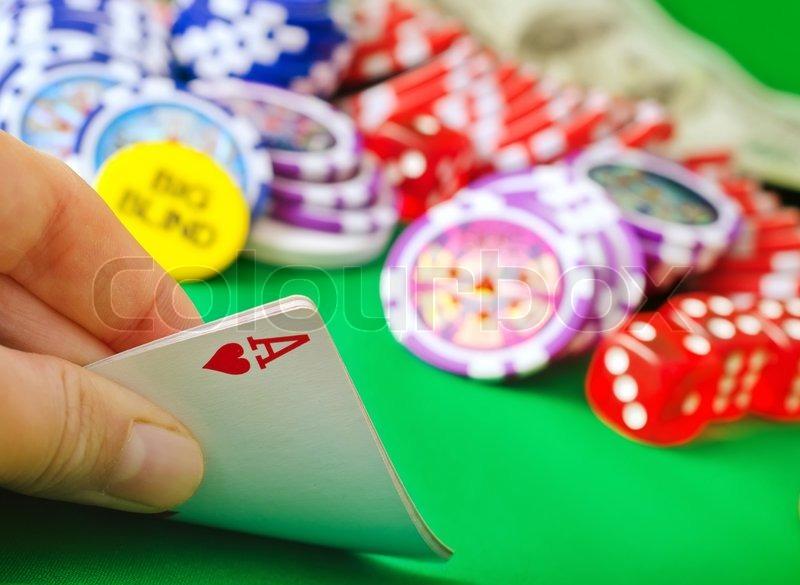 Poker candy