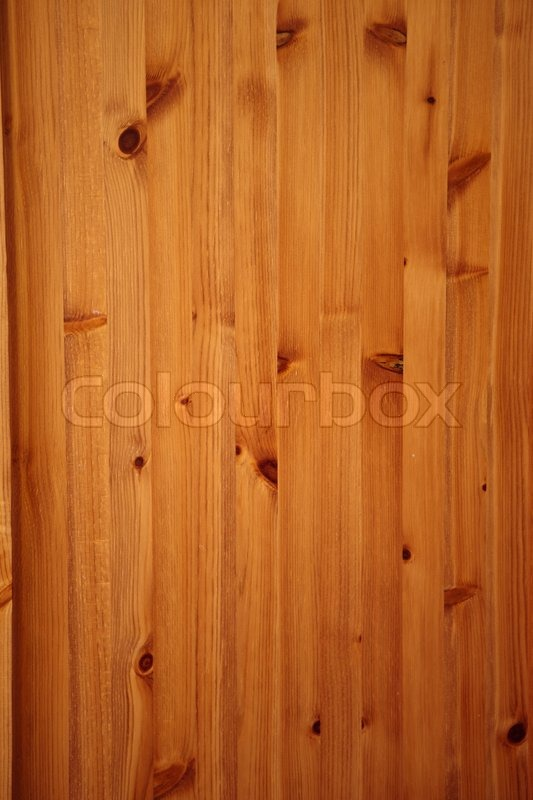 Knotty Pine Furniture Background (old Creamery), Stock Photo