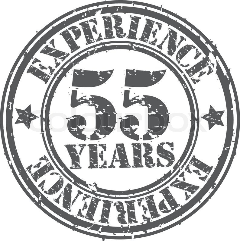 Grunge 55 Years Of Experience Rubber
