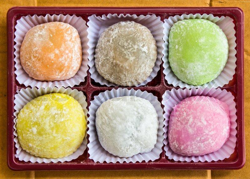 Рисовые шарики рецепт с фото сладкие