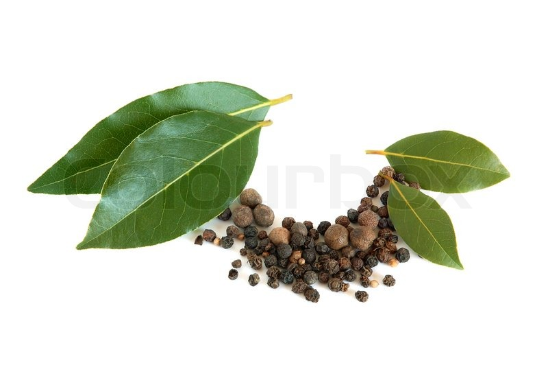 Лавровый лист белый перец