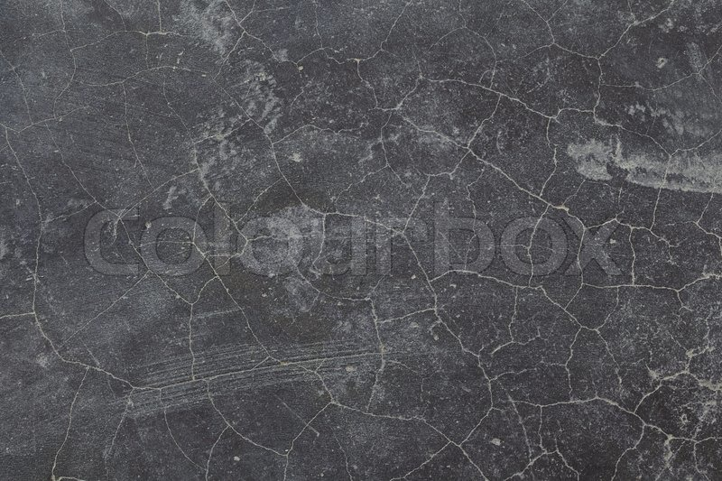 Dark Concrete Floor Texture cracked black concrete wall /floor texture background | stock