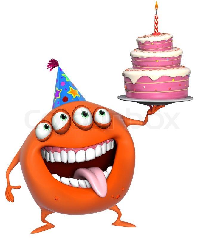 Legal Birthday Cake Pic