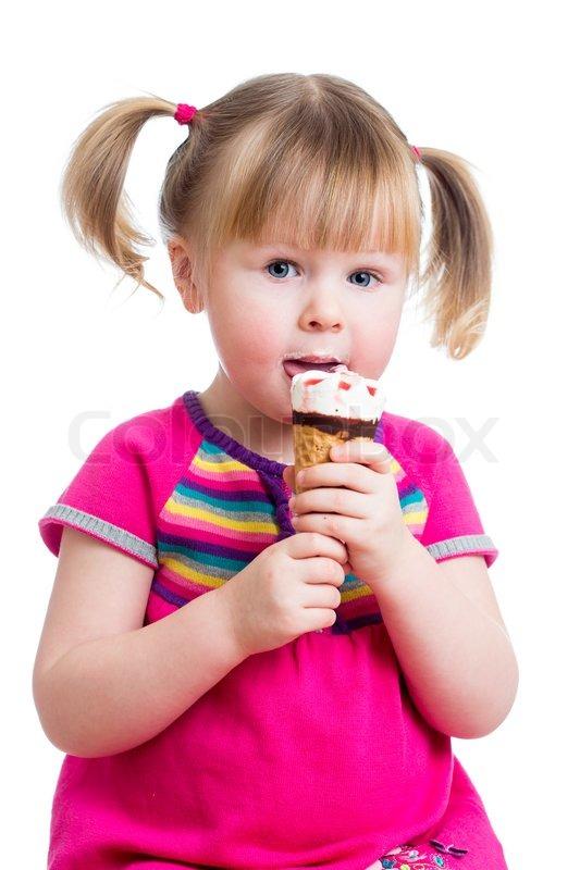 Girls Ice Cream