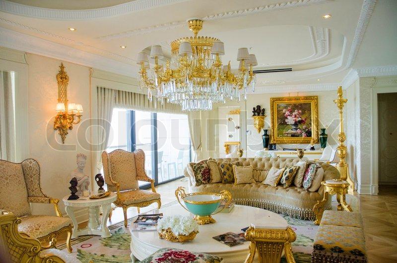 BAKU AZERBAIJAN JUNE 11 Ambassador Suite Of Jumeirah