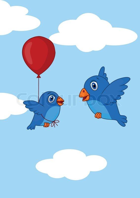 Professor Mom: Baby birds learn to fly