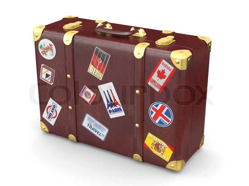 kuffert taske