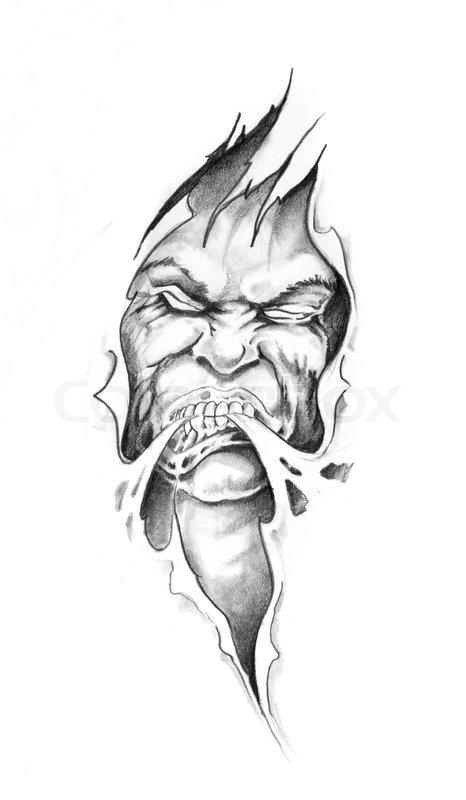 tegninger af tatoveringer